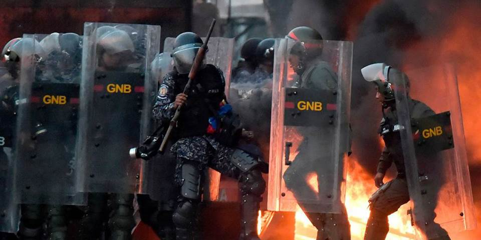venezuelan security forces