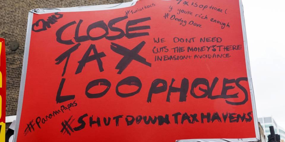 Налоговые убежища подрывают ЦУР
