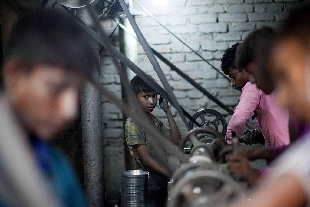 child labor in dhaka city