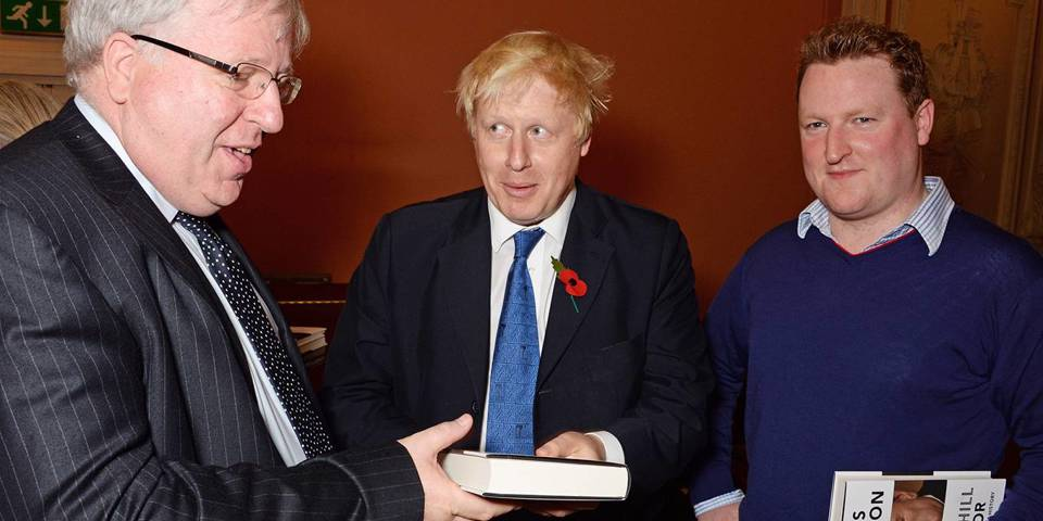 johnson119_David M. BenettGetty Images_boris johnson book