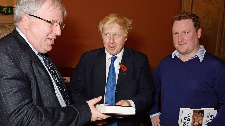 Brexit, the Novel   by Simon Johnson