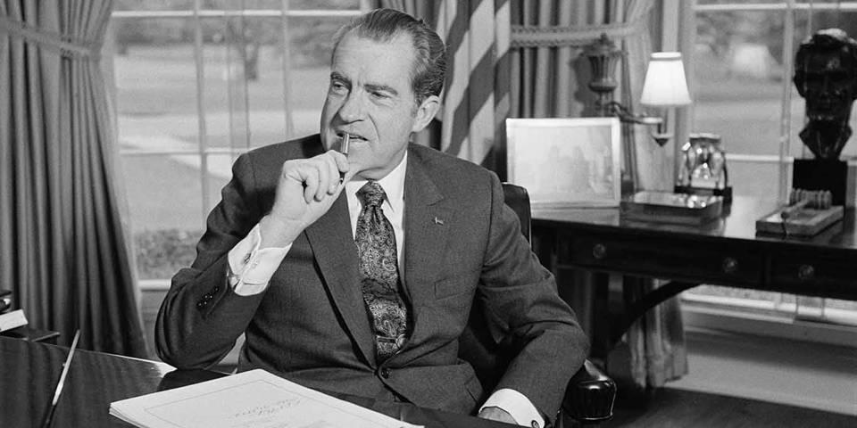 Цифровой шок Никсона?