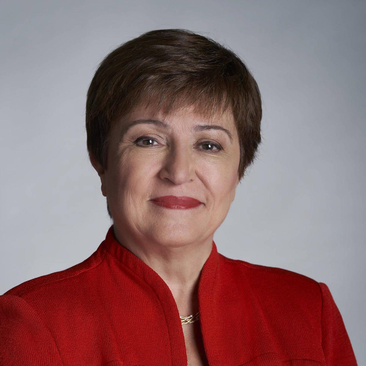 Photo of Kristalina Georgieva