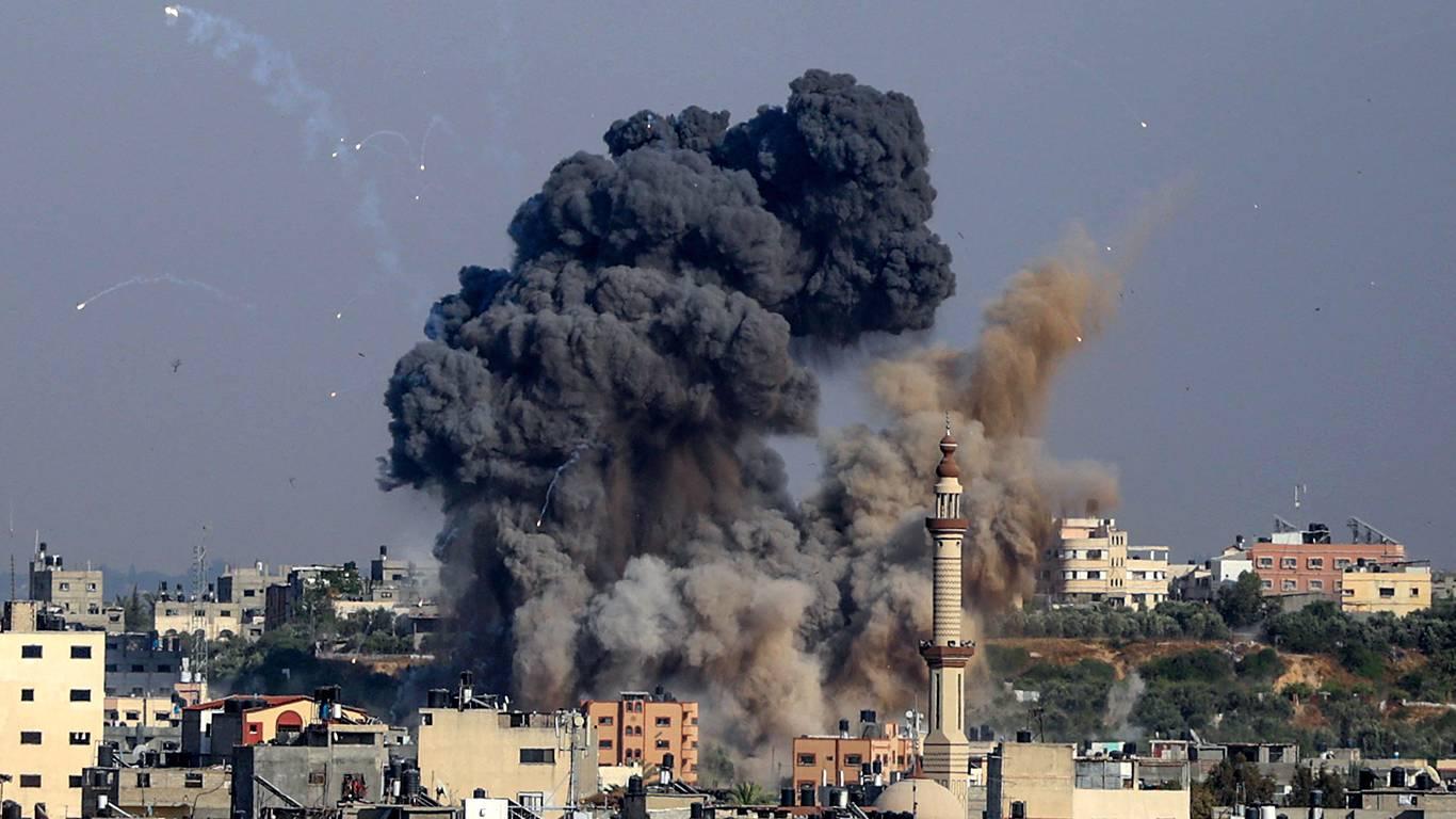 benami175_ANAS BABAAFP via Getty Images_bomb