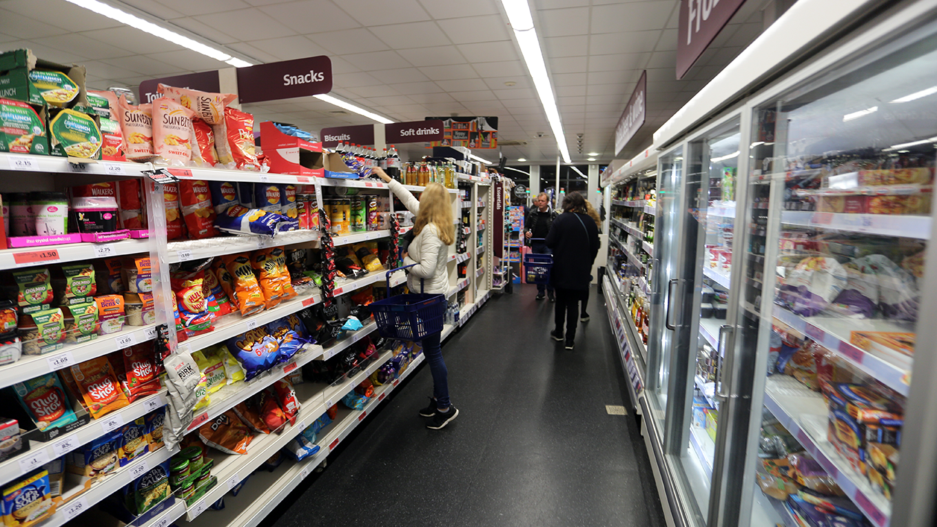 supermarket in uk Can you name the top 10 supermarkets in the uk.