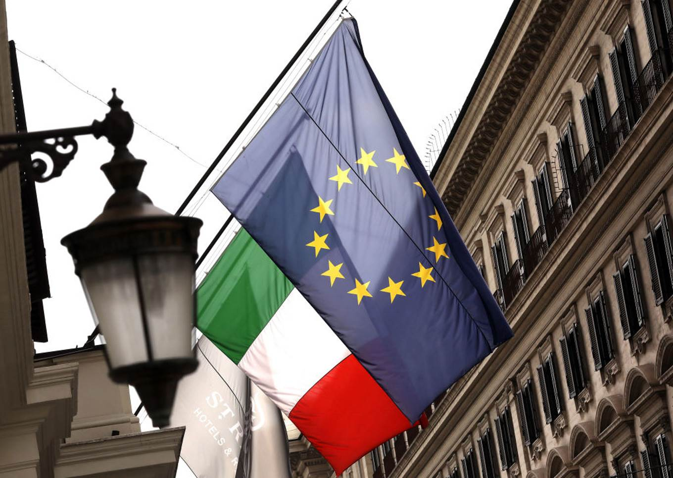 Will Italy Sink Europe? by Jim O'Neill - Project Syndicate