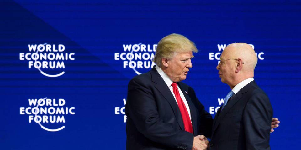 stiglitz268_FABRICE COFFRINIAFP via Getty Images_trump davos