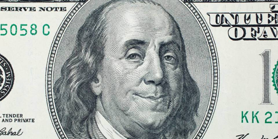 buchholz1_GettyImages_smirkingBenjaminFranklinmoney