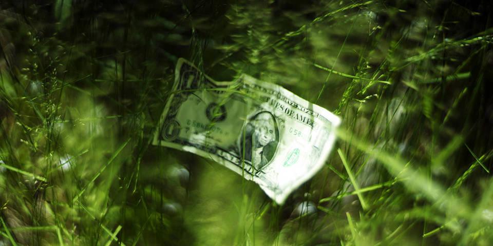 Ошибка финансового риска, связанного с изменением климата