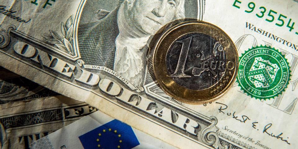 Высокая стоимость сильного евро
