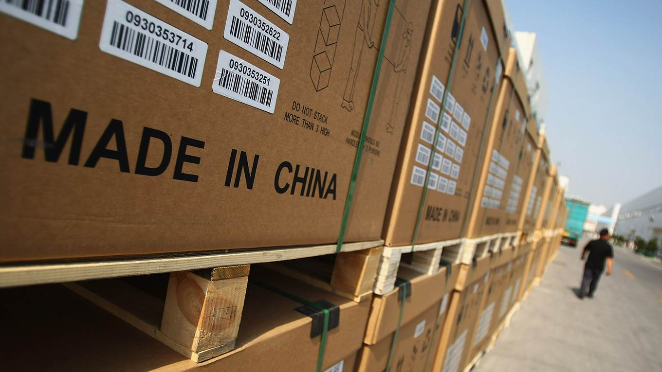 China's Decade of Sweeping Economic Change by Zhang Jun - Project