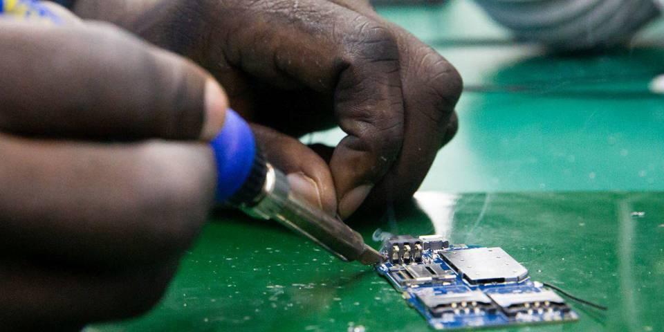 Технологическая дилемма бедных стран