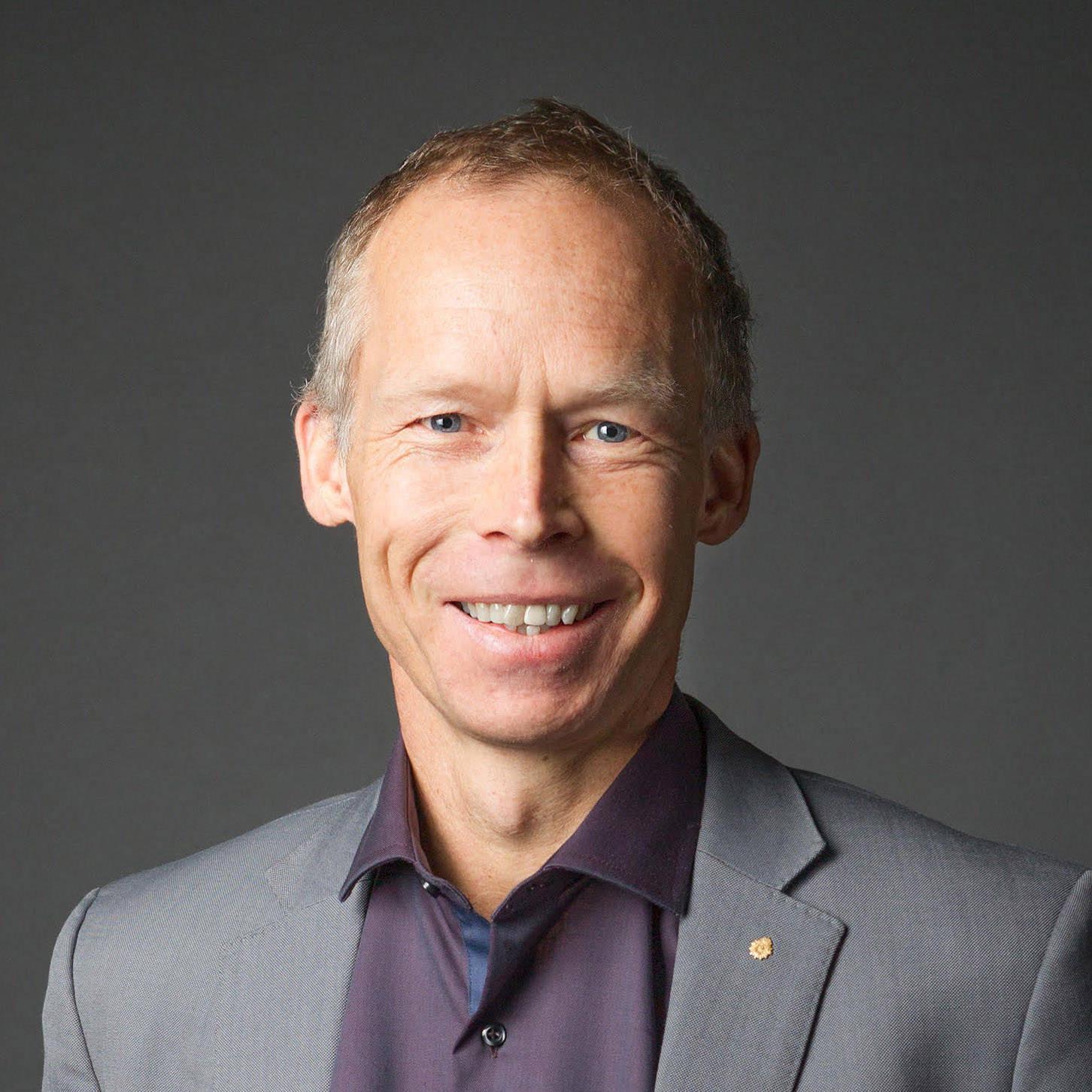 Photo of Johan Rockström