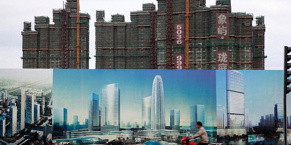 china real estate development