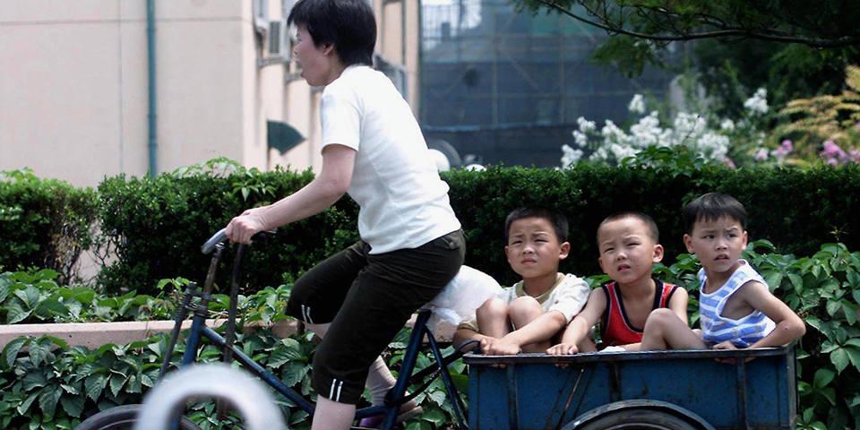 Гендер и китайская экономика