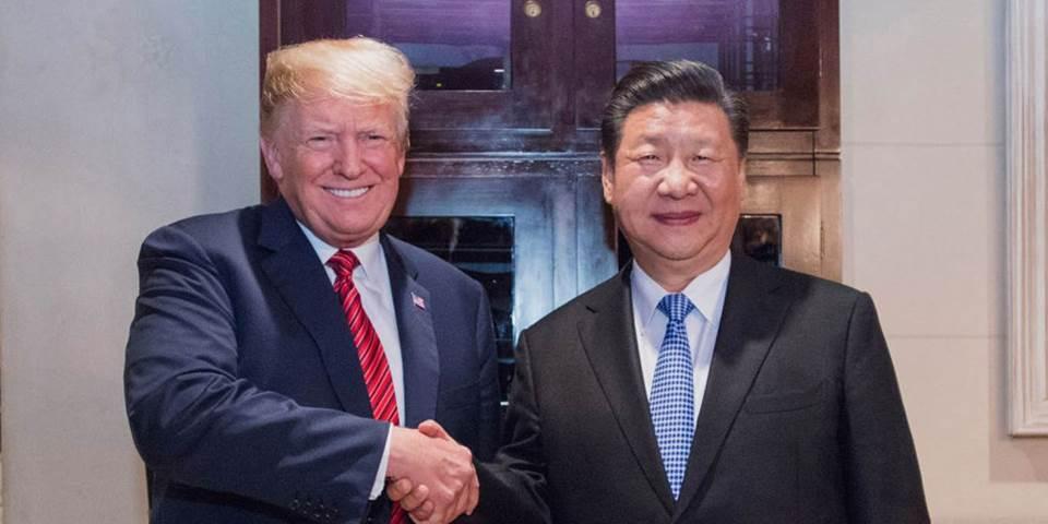 trump xi jinping truce