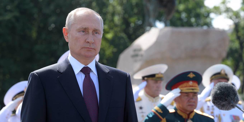 The Caudillo of the Kremlin | by Andrei Kolesnikov - Project Syndicate