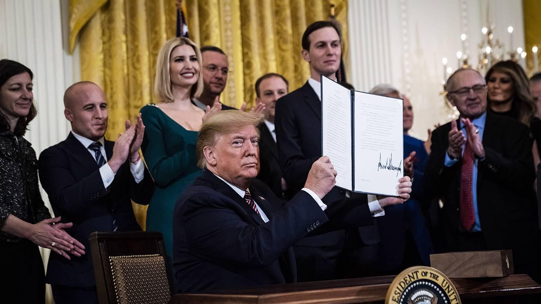Trump's Racist Ban on Anti-Semitism   by Ian Buruma