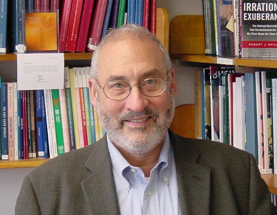 Photo of Joseph E. Stiglitz