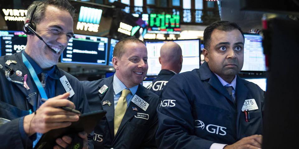 Понимание пандемического фондового рынка