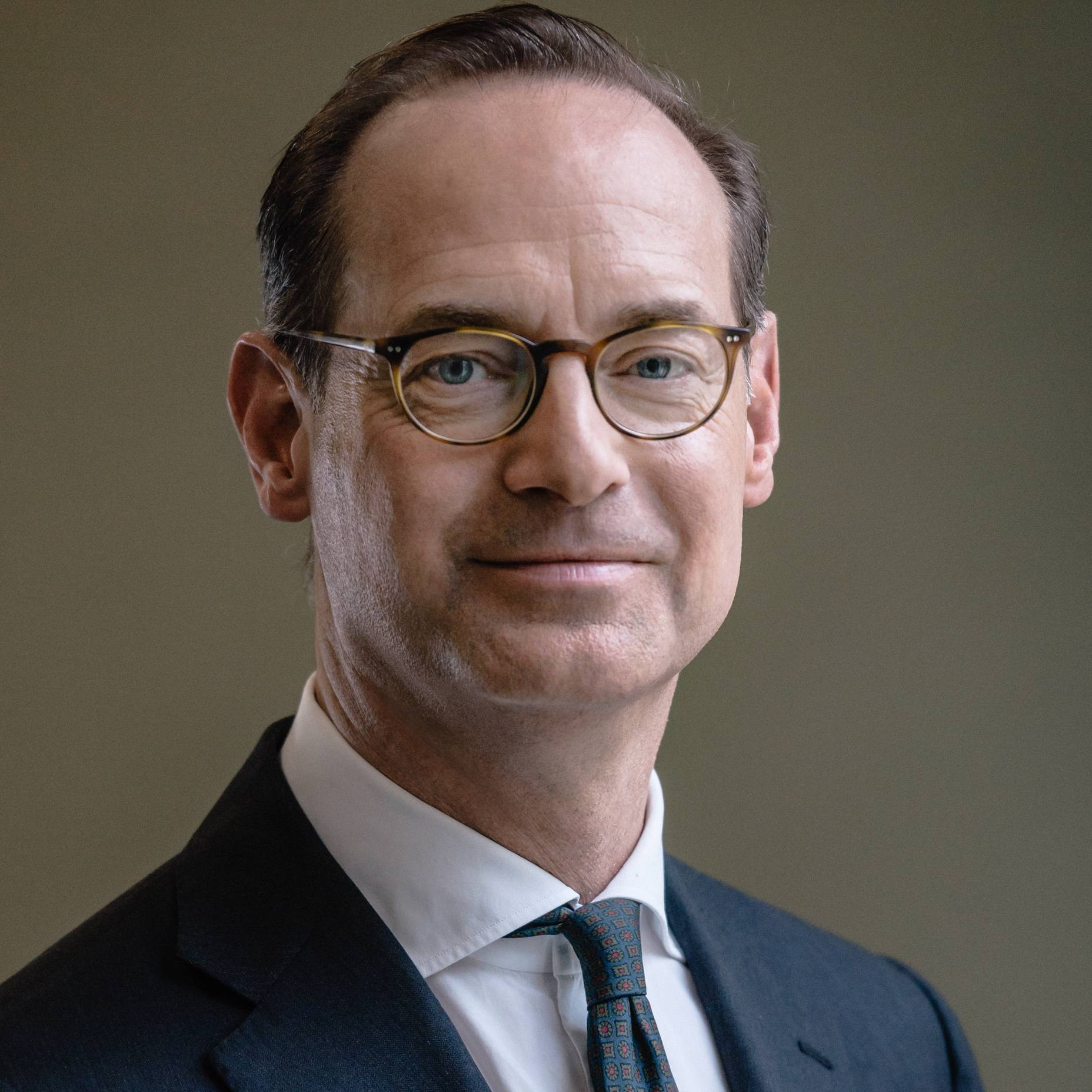Photo of Oliver Bäte