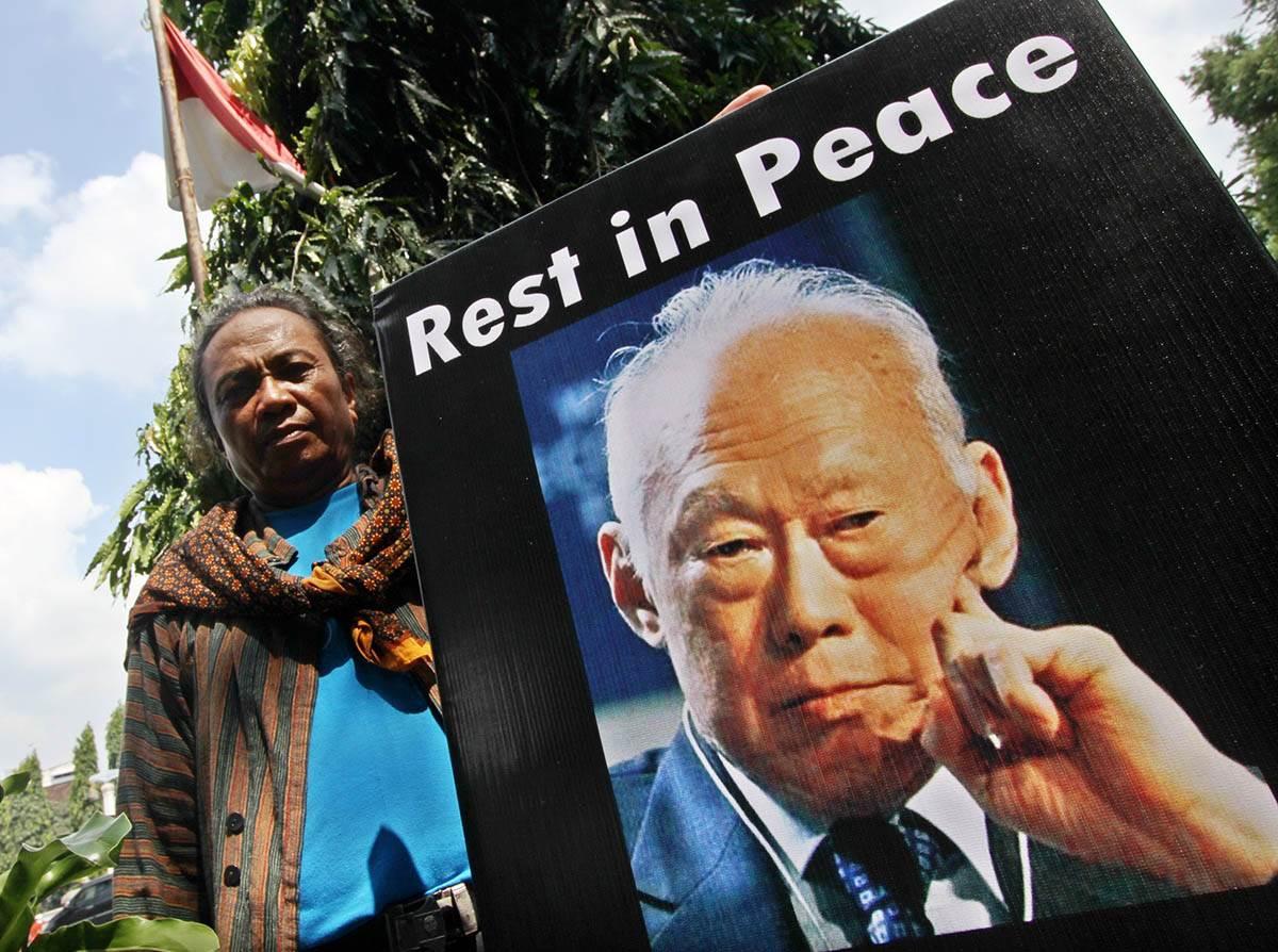 Ein Nachruf Auf Die Asiatischen Werte By Ian Buruma Project Syndicate