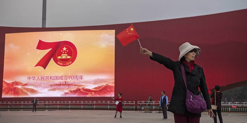 Китай приспосабливается к новому мировому порядку