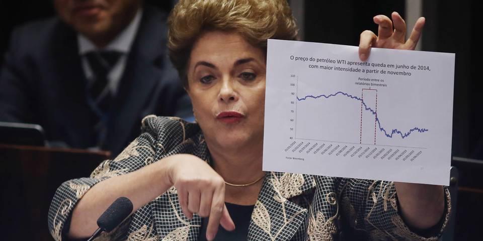 Корни экономического кризиса в Бразилии