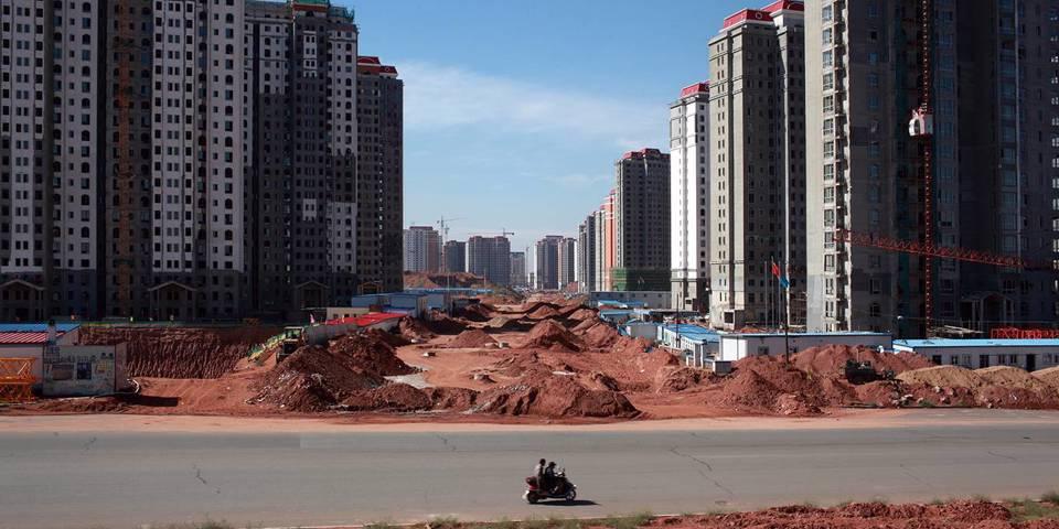 Жилищная загадка Китая