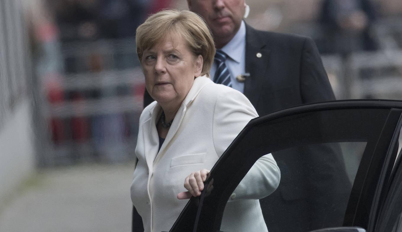 Merkel worried
