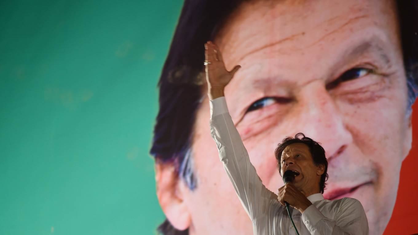 Imran Khan's Pakistan by Shahid Javed Burki - Project Syndicate