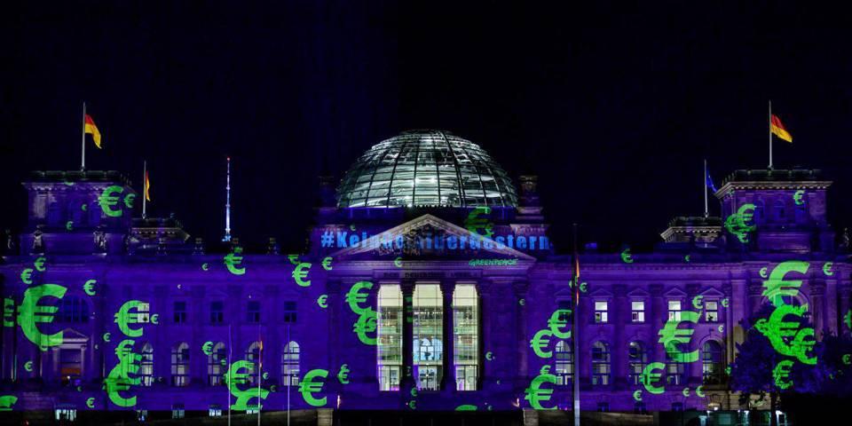 Неизбежность немецких стимулов