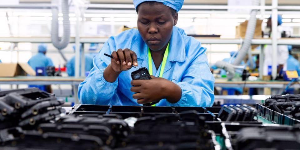 Африка более устойчива, чем вы думаете