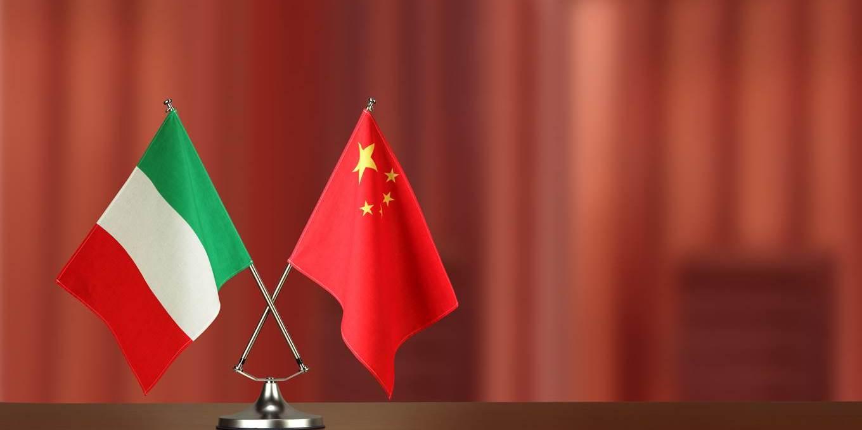 Italy's Risky Silk Road