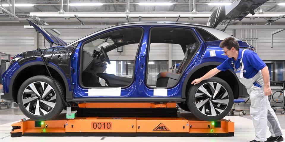 Новый двигатель роста Восточной Германии
