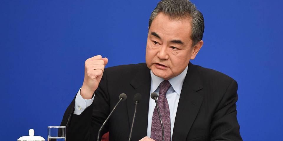 pei63_WANG ZHAOAFP via Getty Images_chinaforeignministrywangyi
