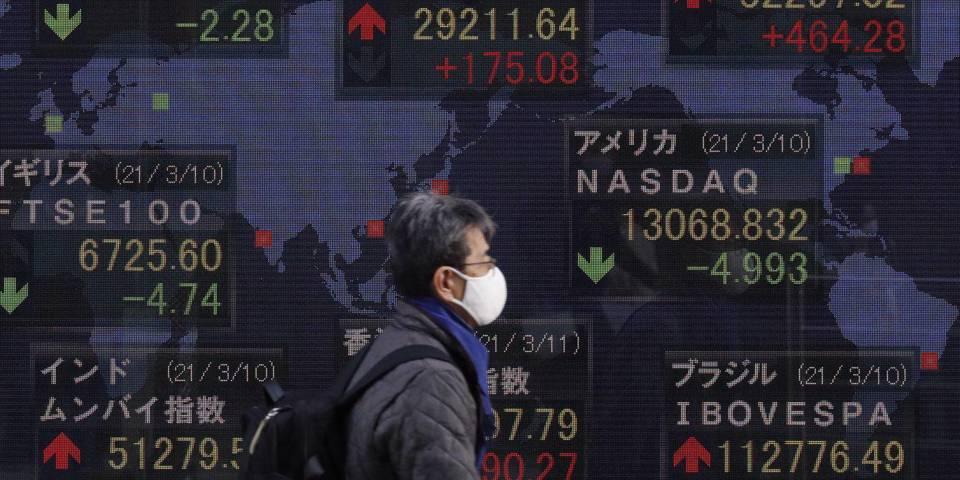 Неравномерное восстановление мировой экономики