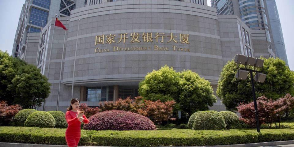 Китай лидирует в финансировании развития