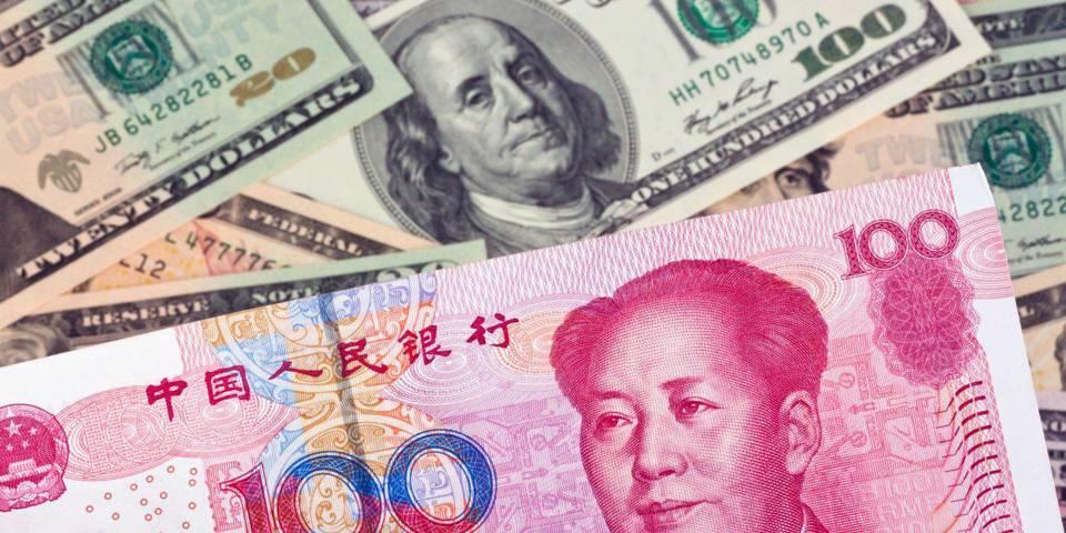 Грязный финансовый развод для США и Китая