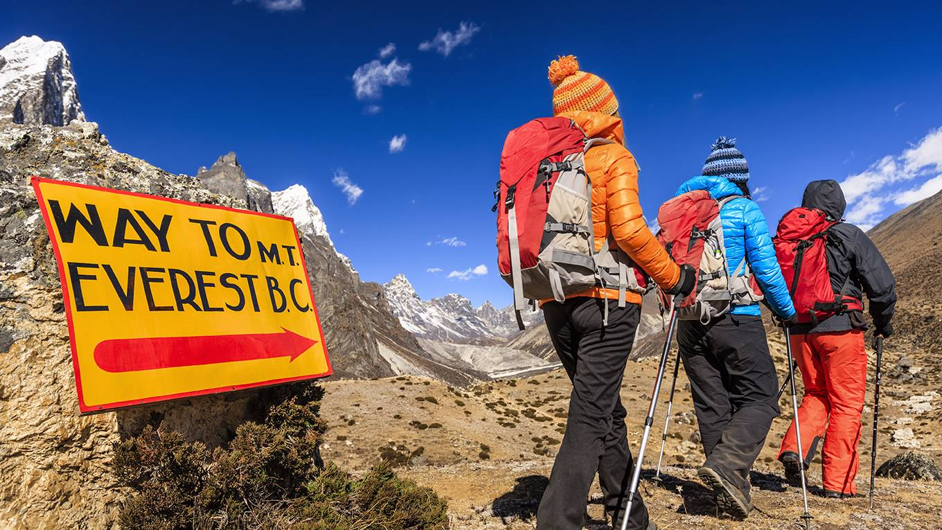 Economic Lessons From Everest   by Jim O'Neill