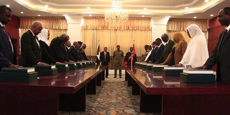 Will Sudan Break Through to Democracy?