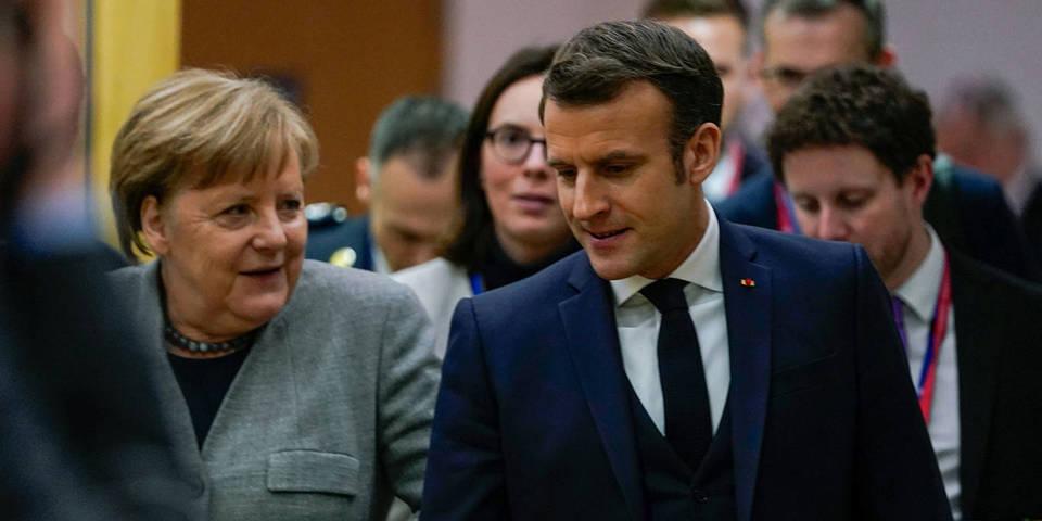 Один гигантский скачок для Европы?