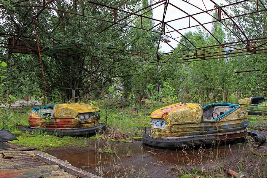 Are Humans Worse than Chernobyl? | by Jim T. Smith