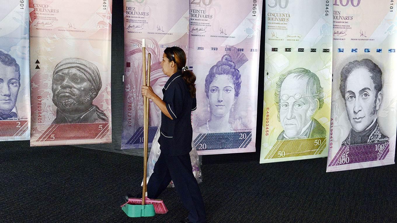 Venezuela bank
