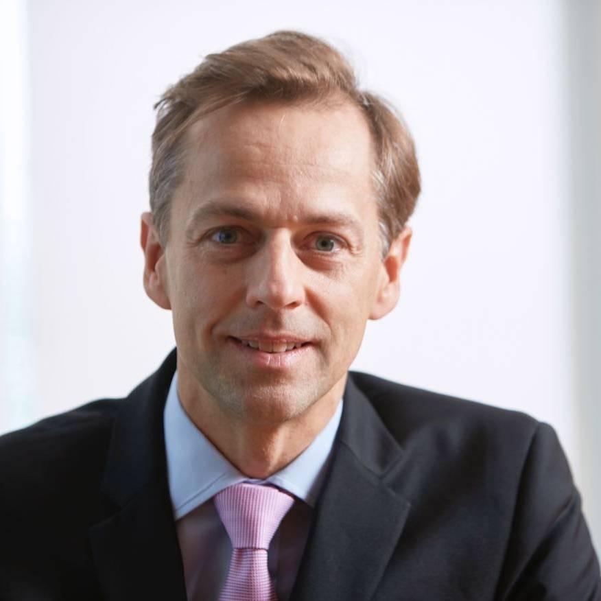 Photo of Huw van Steenis