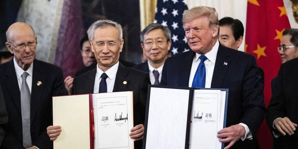 Впечатляющий торговый провал Трампа
