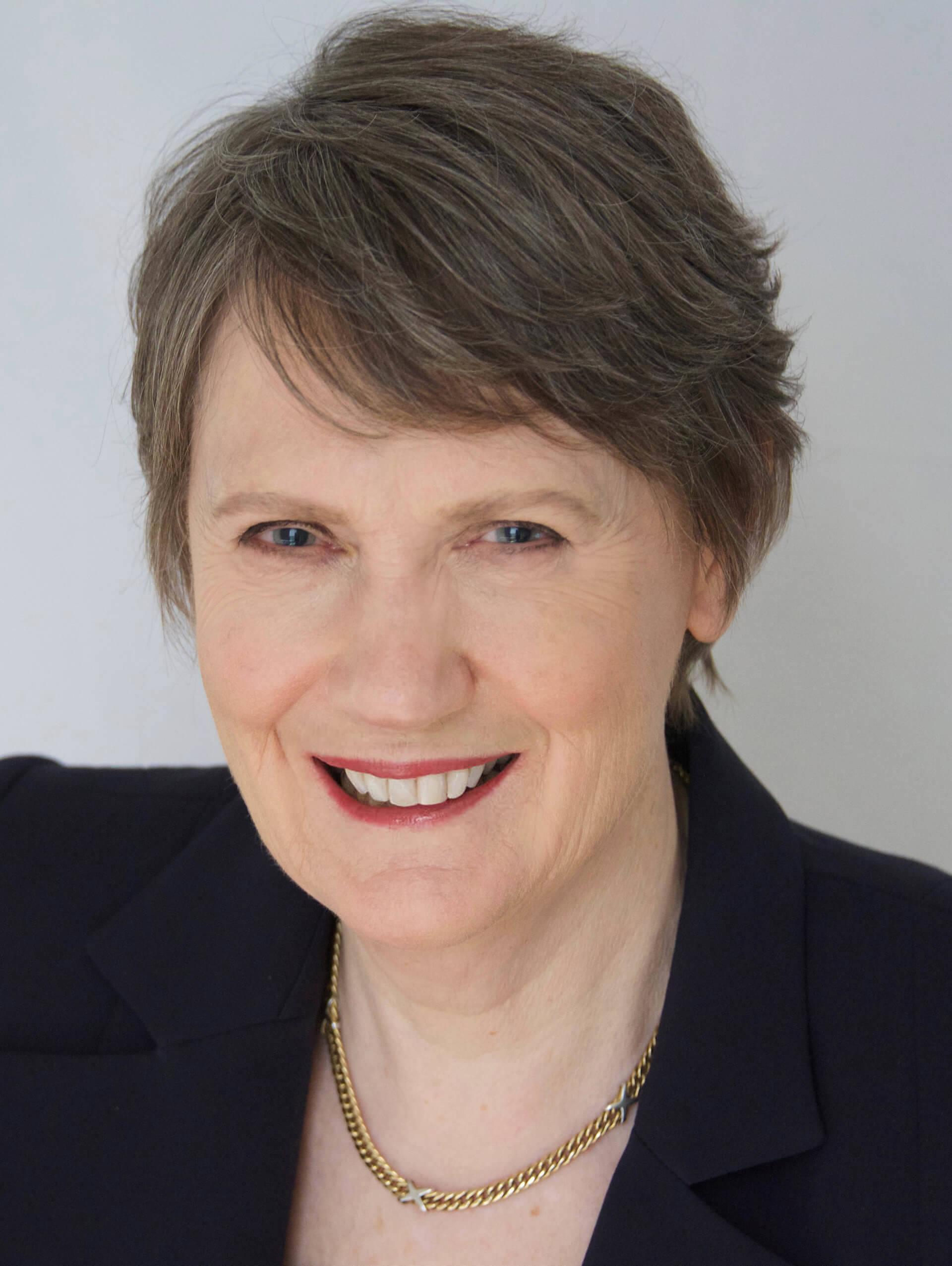 Photo of Helen Clark