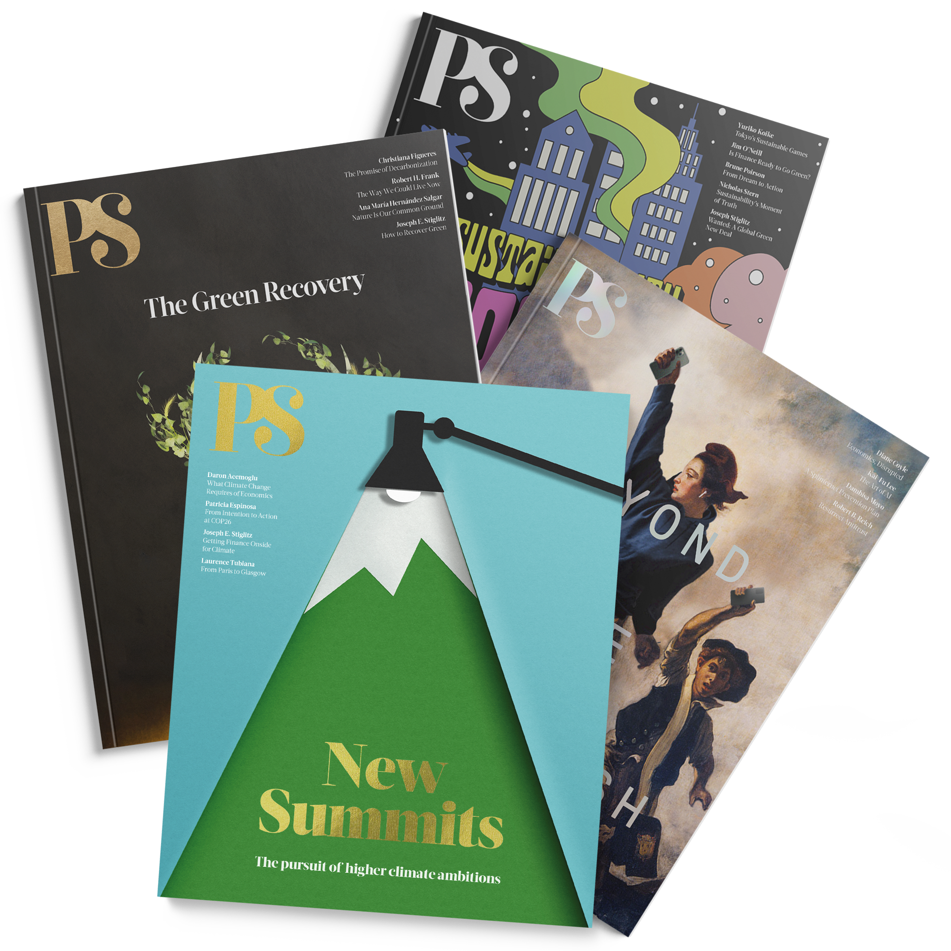 New Summits Special-Edition Magazine