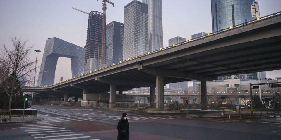 Экономический перекресток Китая