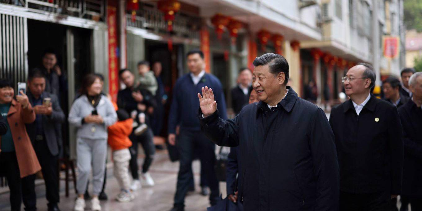 The New China Shock | by Mark Leonard - Project Syndicate